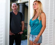 Laying My Landlord's Wife - Brooke Tyler - 1