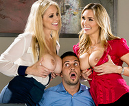 Double Your Pleasure - Julia Ann - Tanya Tate - 1