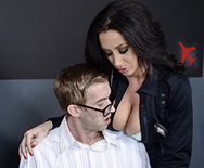 Big Twits in Uniform: Danny D Comes to America! - Jayden Jaymes - 1