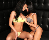 Threesome With The Date Coach - Kirsten Price - Alektra Blue - 1