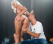 Striptease Squirtfest - Kacey Villainess - 1