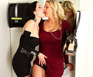 Business Dinner With The Wives - Julia Ann - Veronica Avluv - 1