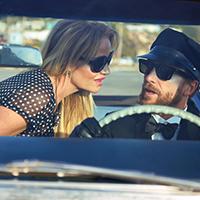 Driving Mrs. Madison Wild