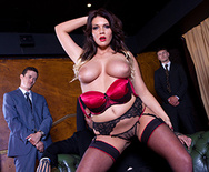 Lock, Cock, and Two Smokin' Boobies - Emma Leigh - 1
