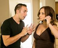 Distracting Rebecca with Dick - Rebecca Bardoux - 1