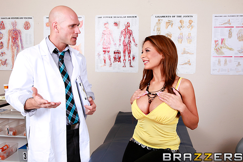 Doctor Feelgood's Sinful Services Allison Star, Johnny Sins - Brazzers