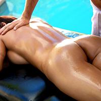Amy's Ass Massage