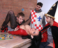 The Princess Of Squirt - Chantelle Fox - 3