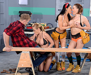 Getting Some Satisfaction - Krissy Lynn - Mia Lelani - Romi Rain - 2