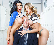 After School Titty Special - Juelz Ventura - Romi Rain - 1