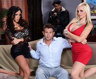 Real Ex-Wives Of Beverly Hills - Ariella Ferrera - Alena Croft - 1