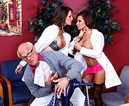 Securing the Will - Kortney Kane - Madison Ivy - 1