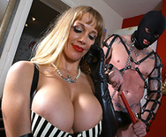 Mistress More And Her Manservant - Rebecca Moore - 1