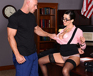 The Whorin' Warden - Ariella Ferrera - 2