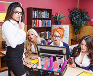 School Sucks Balls - Danica Dillon - 1