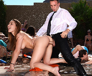 The Whore of Wall Street Ep-5: One Last Orgy - Monique Alexander - Dani Daniels - 2