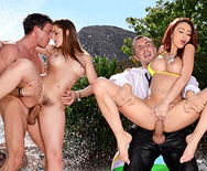 The Whore of Wall Street Ep-5: One Last Orgy - Dani Daniels - Monique Alexander - 3