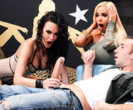 Hang Low - Nikki Benz - Alektra Blue - 1