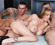 Work Hard... Fuck Harder - Julia Ann - 3
