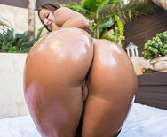 Backyard Butt Sex - Amirah Adara - 1