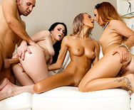 Feet Fanatics - Dani Jensen - Janice Griffith - Veruca James - 4