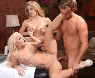 Massage My Mother In Law - Cherie Deville - Cali Carter - 5