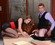 This Is How You Get The Job - Abbey Brooks - Jillian Janson - 1