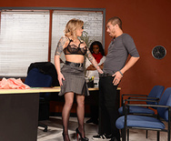 Teacher Knows Breast - Alexia Vosse - 1