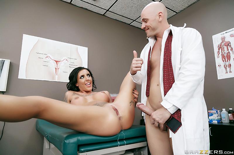 секс фото на приеме у доктора