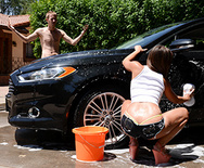Crazy Ex Car Wash - Amirah Adara - 1
