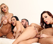 Keiran Lee's 1000th: This Is Your ZZ Life - Chanel Preston - Jasmine Jae - Nina Elle - 3