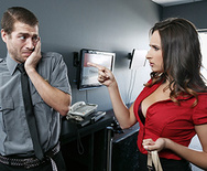 Fucking With Security - Ashley Adams - 1