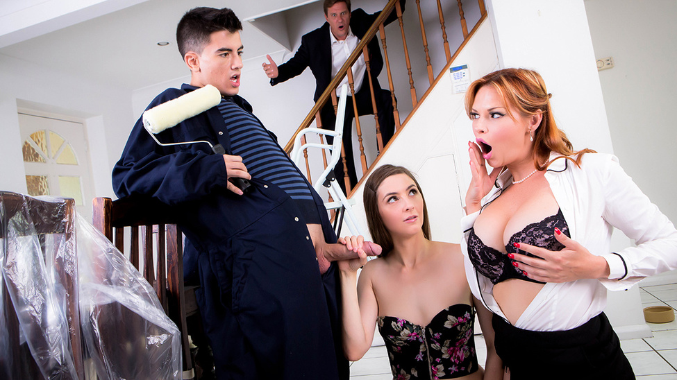 Moms in control - The Scoundrel Strikes Hard - Leyla Morgan, Tarra White
