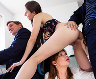 The Scoundrel Strikes Hard - Tarra White - Leyla Morgan - 1