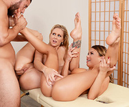 Sharing A Massage - Julia Ann - Kendall Kayden - 4