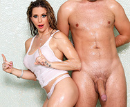 Stepsister Shares The Shower - Rachel RoXXX - 1