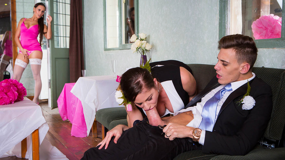 Moms in control - An Open Minded Marriage - Cathy Heaven, Mea Melone