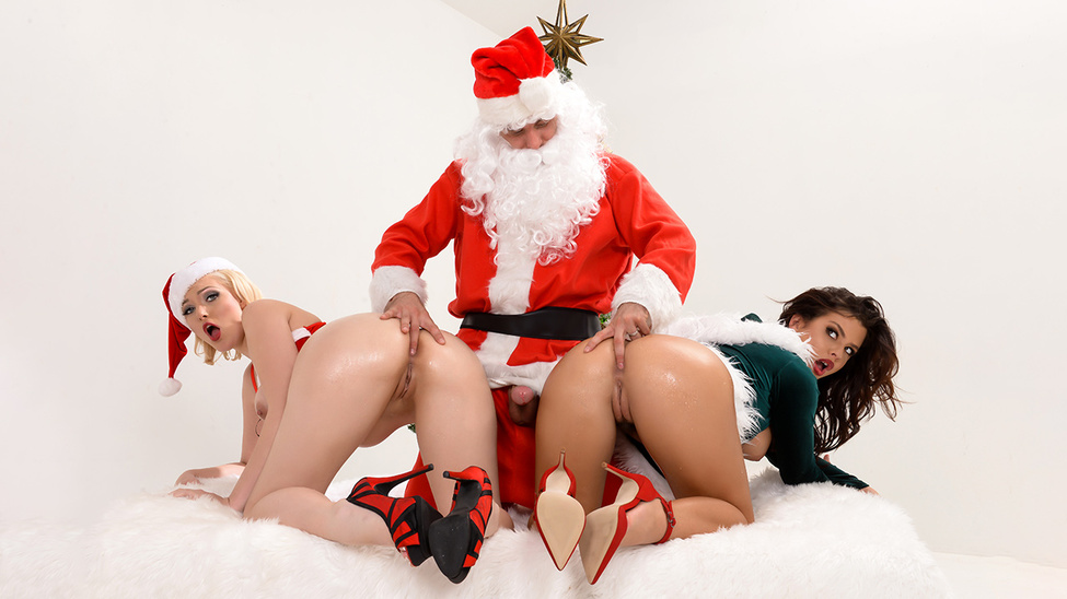 Santa's Anal Elves