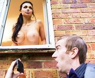 Peeping The Pornstar - Aletta Ocean - 1