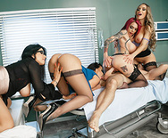 The Last Dick On Earth - Rachel Starr - Nicole Aniston - Romi Rain - Anna Bell Peaks - 5