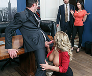 How To Fuck At The Office - Olivia Austin - 1