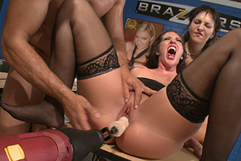 BRAZZERS LIVE 14: DIRTY DETENTION
