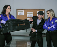 Fluids on the Flight 2 - Alison Tyler - Julia Ann - 1