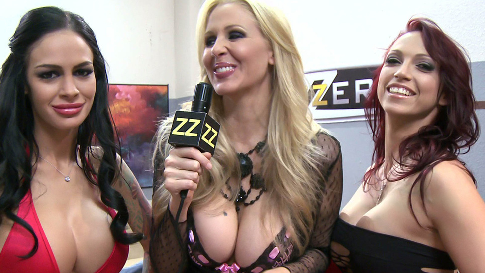 BRAZZERS LIVE SPECIAL: HOW HARD CAN YOU GIVE IT?