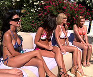 BRAZZERS LIVE 25: HOSTED BY SAL GOVERNALE - Katja Kassin - Nicki Hunter - Kristal Summers - Jessica Jaymes - Jada Stevens - Kortney Kane - 1