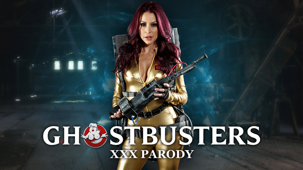 [Brazzers / ZZ Series] Ghostbusters XXX Parody: Part 1 – Keiran Lee & Monique Alexander