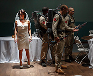 Ghostbusters XXX Parody: Part 3 - Veronica Avluv - 1