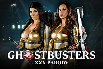 Ghostbusters XXX Parody: Part 4