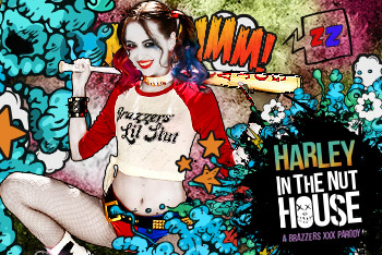 Harley In The Nuthouse (XXX Parody)